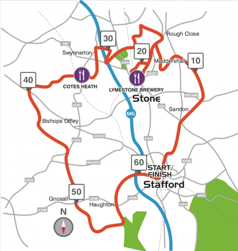 The Staffordshire Cycling Festival
